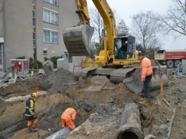 Vervangen riolering en aanleg drainage in wijk IJpelaar, Fase 1 Gem. Breda