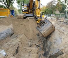 Herinrichting en riolering Poelenburg West 1&2 te Zaandam