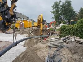 Reconstructie Julianastraat en omgeving te Groot-Ammers