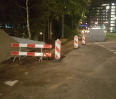 Herinrichting Strawinskylaan te Amsterdam