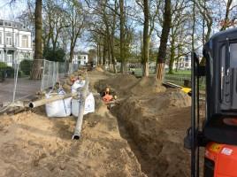 Herinrichting Kinderhuisvest / Kenaupark te Haarlem