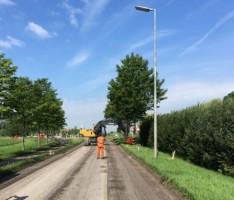 Trajectgebonden aanpak N217 a/b in het gebied Hoekse Waard