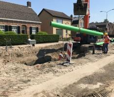Herinrichting Driehoefijzersstraat en Hoofdstraat te Zevenbergschen Hoek