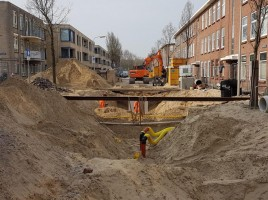 Duindorp Restproject Riolering te Den Haag