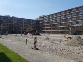Herinrichting Molenwijk 2.0 fase 3 te Katwijk