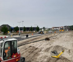 Stationsomgeving Hoek van Holland Haven