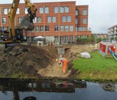 Herinrichting en rioolvervanging Hoogeveenlaan te Den Haag