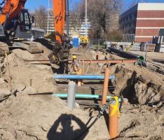 Herinrichting en rioolvervanging Grassenbuurt fase 2 te Rotterdam
