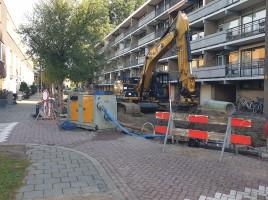 Herinrichting Schildersbuurt te Zaandam